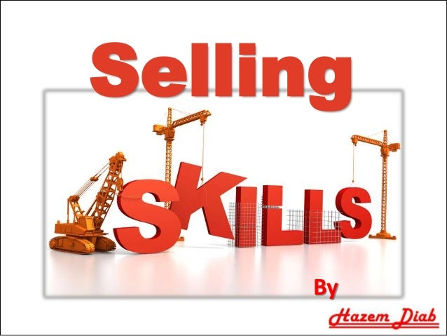 By Selling