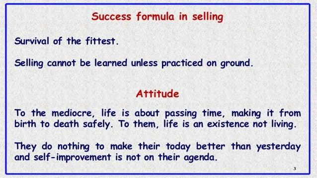 Selling skills and customer satisfaction Slide 3