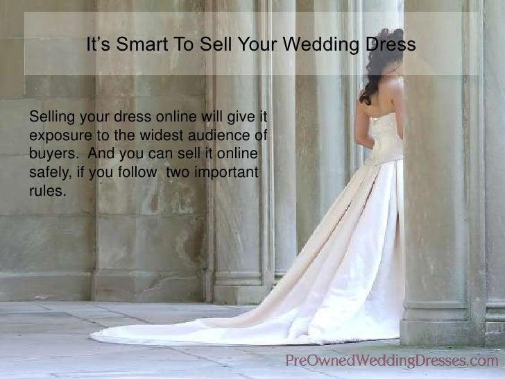Preowned Wedding Dreses.com I Sell Wedding Dress I Used