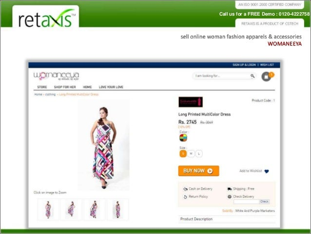 Sell clothes online for free