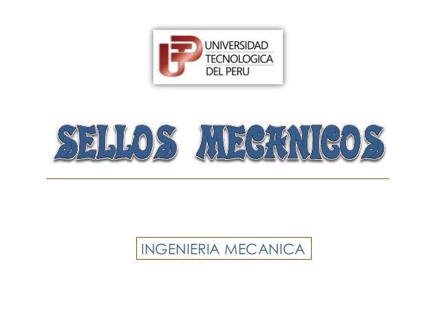 INGENIERIA MECANICA