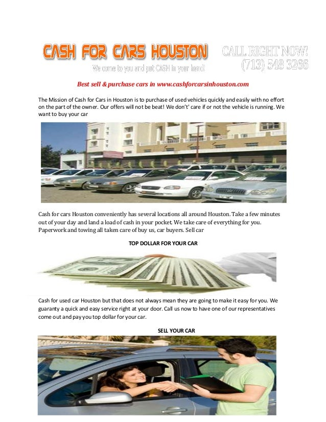 Sell & purchase cars
