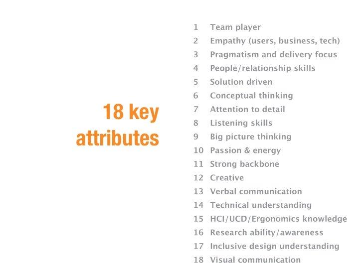 18 keyattributes