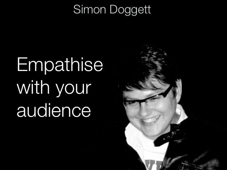 3. Target your audience