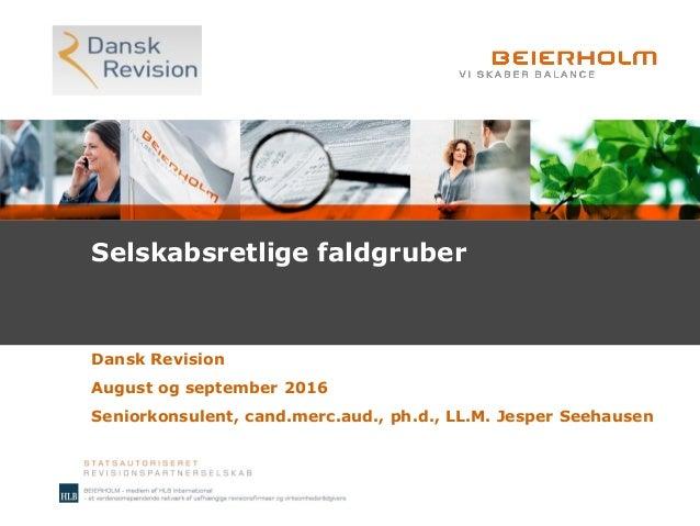 dansk revisions selskab