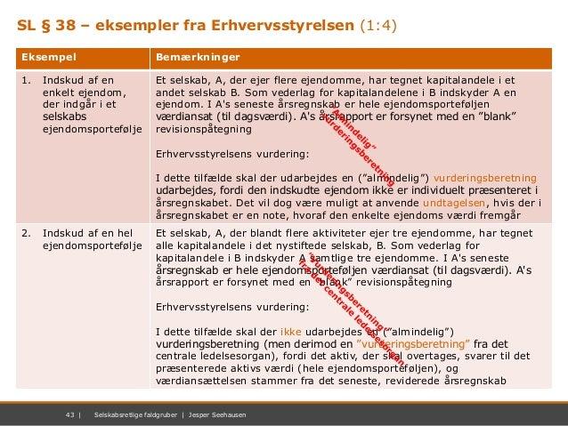 Selskabsretlige faldgruber (Dansk Revision)