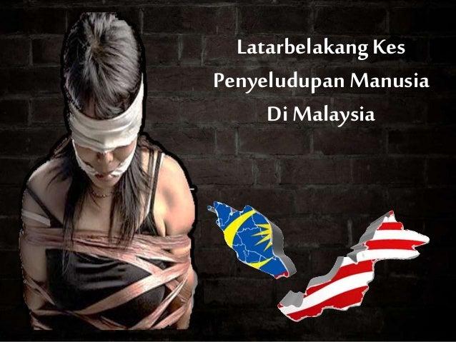 human trafficking in malaysia pdf