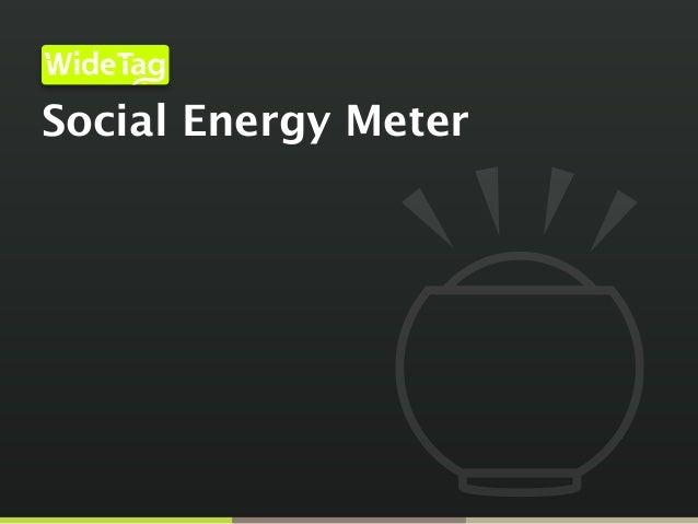 Inc. Social Energy Meter