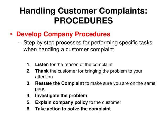 describe the procedures to follow in event of a grievance 5 us code § 7121 - grievance procedures us code may exclude any matter from the application of the grievance procedures which are provided for in the in writing in accordance with the provisions of the parties' negotiated grievance procedure, whichever event occurs.