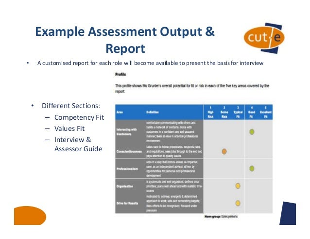 Making Psychometrics And Online Assessment Work In A UAE And