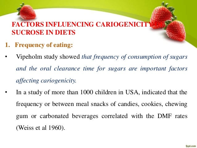 Dietary studies in human population