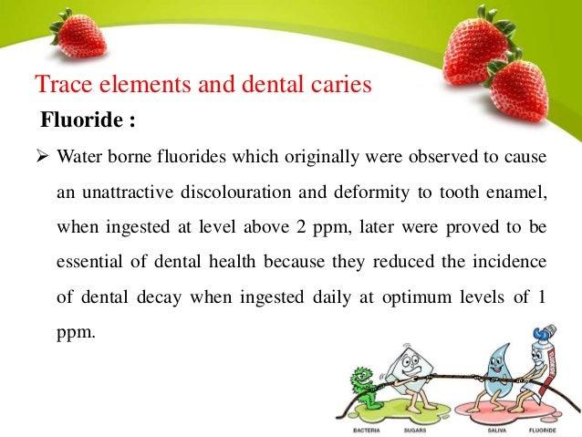 Diet and periodontal disease