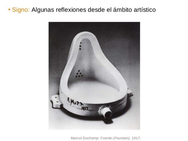 Joseph Kosuth: Una y tres sillas. 1965. • Signo: Algunas reflexiones desde el ámbito artístico