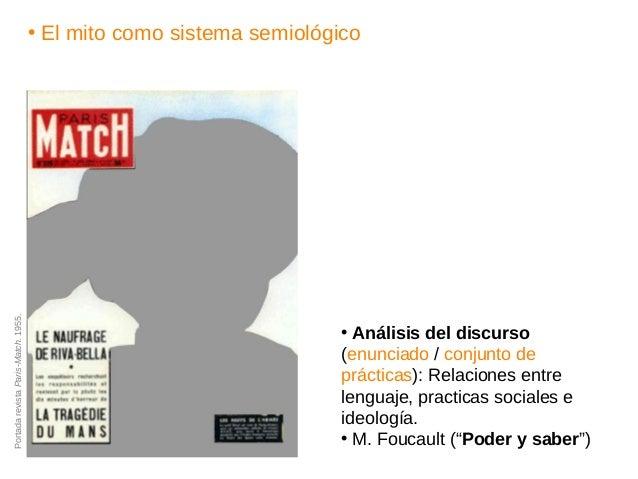 """• BARTHES, Roland (1971) Elementos de semiología. Madrid. Alberto Corazón Editor. • BARTHES, Roland (1999) """"El mito hoy"""". ..."""