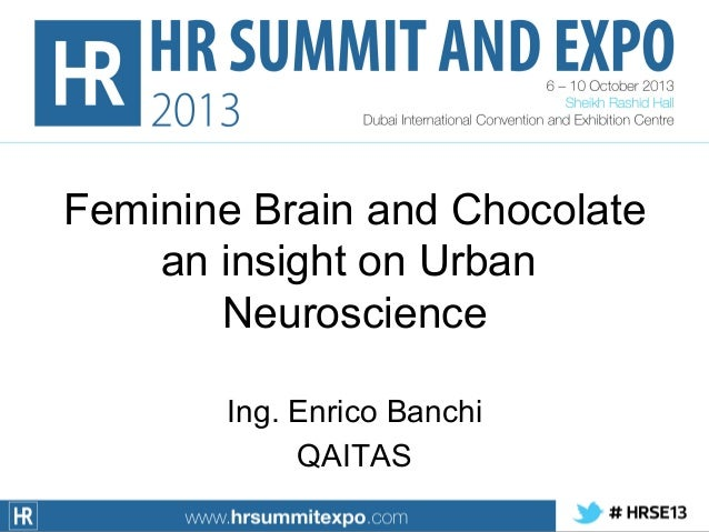 Feminine brain the Suppression of