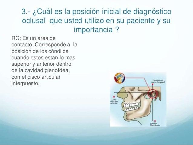 6.- Observe y registre : las piezas dentarias migradas, rotadas, extruidas etc., evaluación de los espacios edéntulos regi...