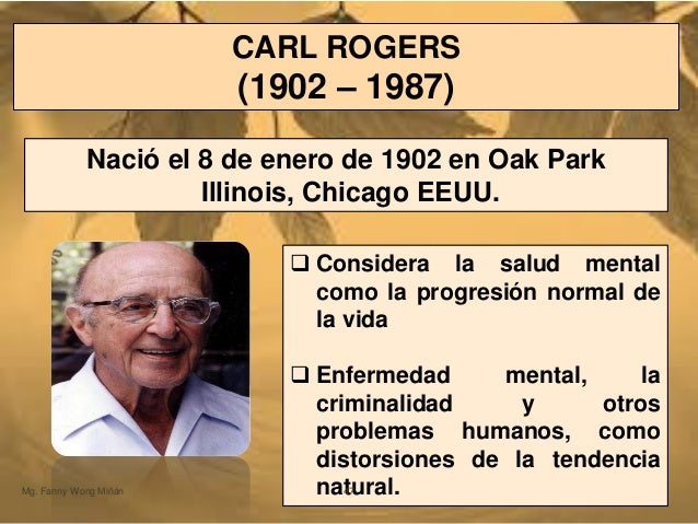 eric berne vs carl rogers Rogers' framework provide a standard classification scheme for eric clearinghouse rogers, e new york, ny: the free press rogers' diffusion of.