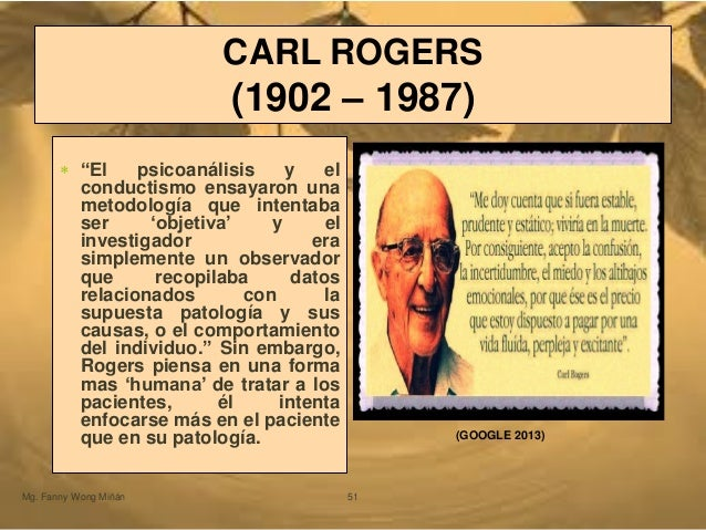eric berne vs carl rogers Eric berne called these cravings and strivings structure hunger and  this is  what carl rogers meant with the concept of unconditional positive regard.
