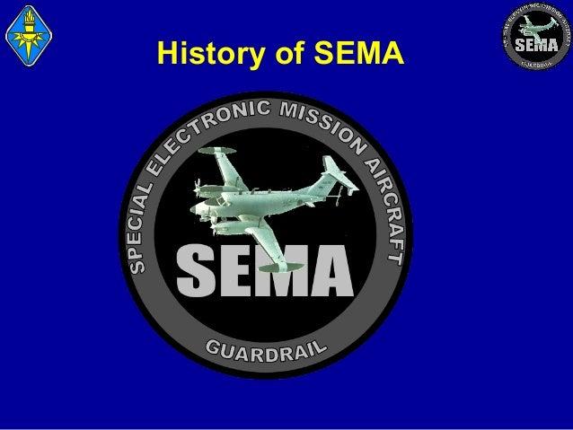 History of SEMA