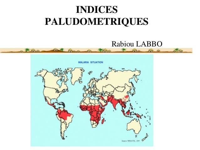 INDICESPALUDOMETRIQUES         Rabiou LABBO
