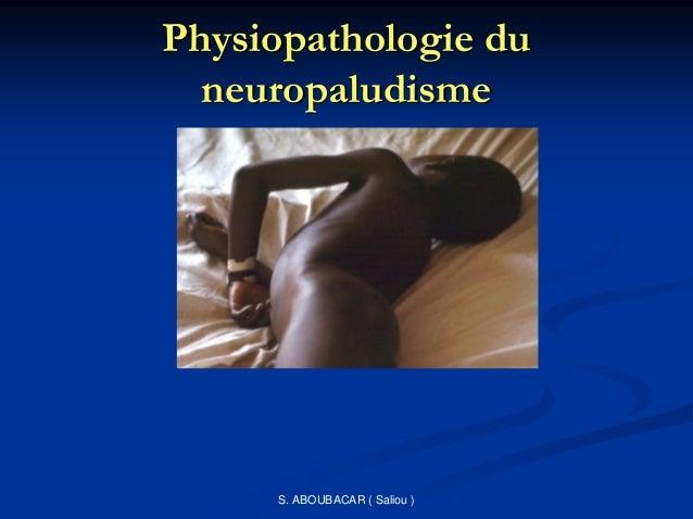 Physiopathologie du  neuropaludisme     S. ABOUBACAR ( Saliou )