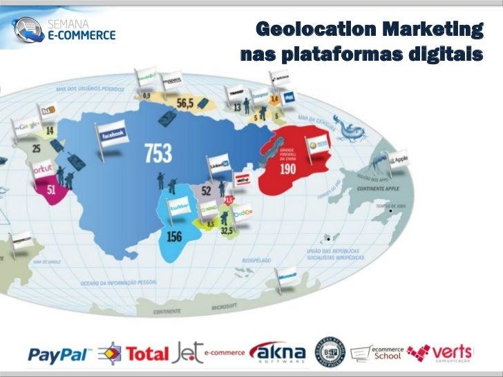 Introdução a Geolocation Marketing Slide 2
