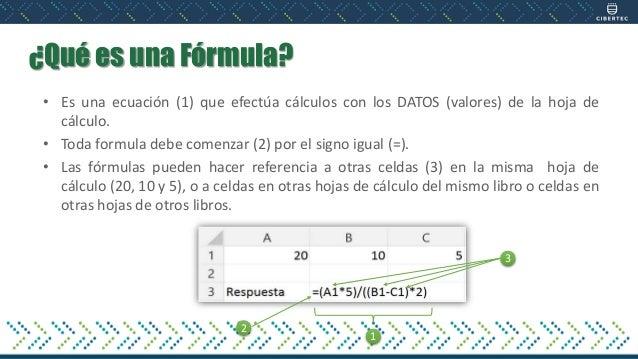 Semana 01 - Fórmulas y Referencias con Microsoft Excel 2013