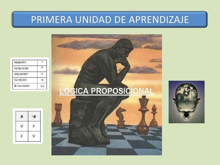 PRIMERA UNIDAD DE APRENDIZAJE