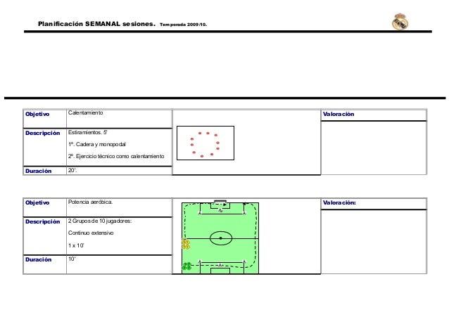 REAL MADRID JUVENIL. ENTRENAMIENTOS Slide 2