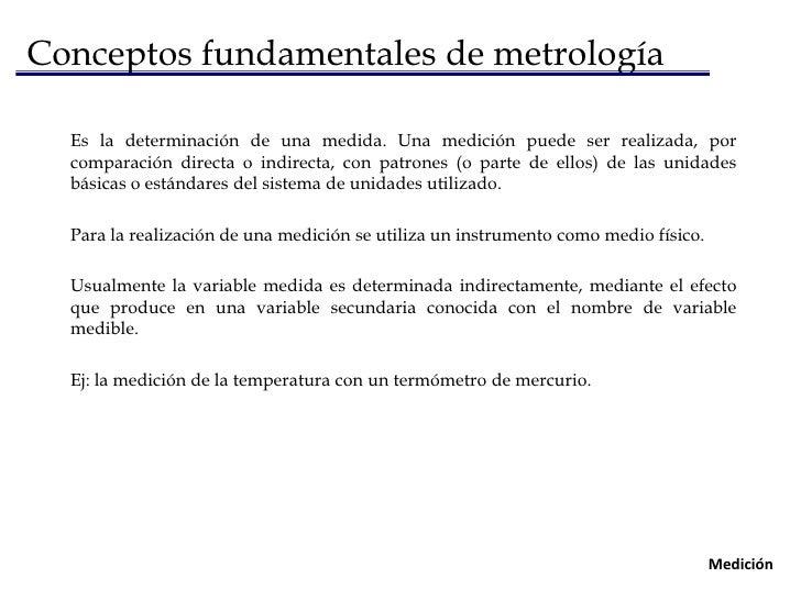 Conceptos fundamentales de metrología<br />Una magnitud extensiva es una magnitud que depende de la cantidad de sustancia ...