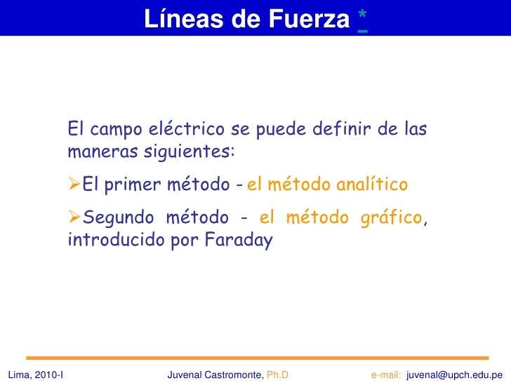 El campo de cargas eléctricas en reposo se denomina campo electrostático y esta dado, de acuerdo a la ley de Coulomb, como...