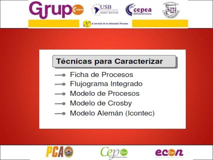 3.1 Pasos para elaborar un diagrama CE                  Generalidad• Entender el o los problemas del proceso.•   Nombrar u...