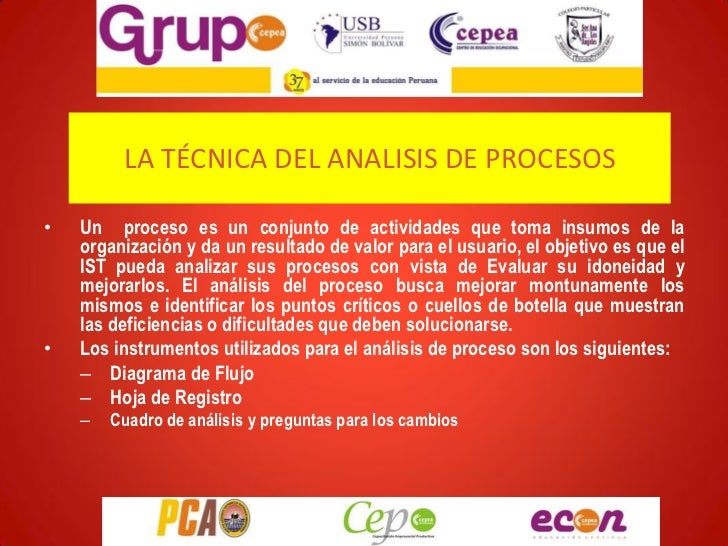 La Ruta de la Calidad Definir el problema     Situación actual         P        El análisis      Las acciones      La ejec...