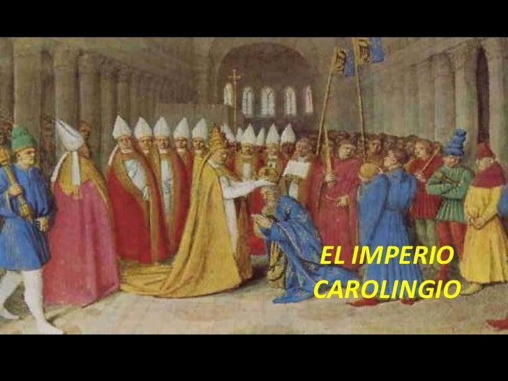 EL IMPERIOCAROLINGIO