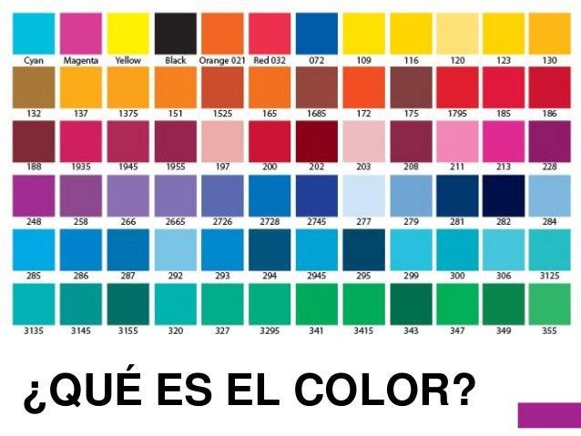 Semana 6   el color Slide 3