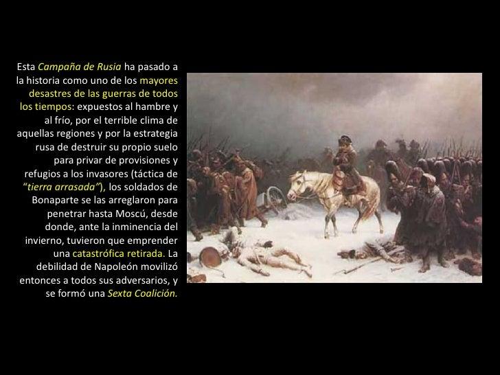 Aprovechando el debilitamiento de Napoleón, en España se celebraron las Cortes de Cádiz (1812)              que dieron ori...