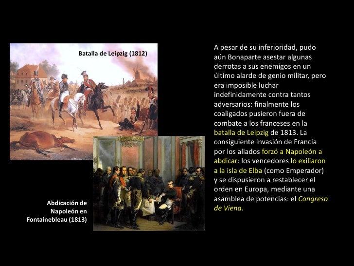 Napoleón en la Isla                                                 de Elba (1814)     En 1815, repentinamente sedifundió ...