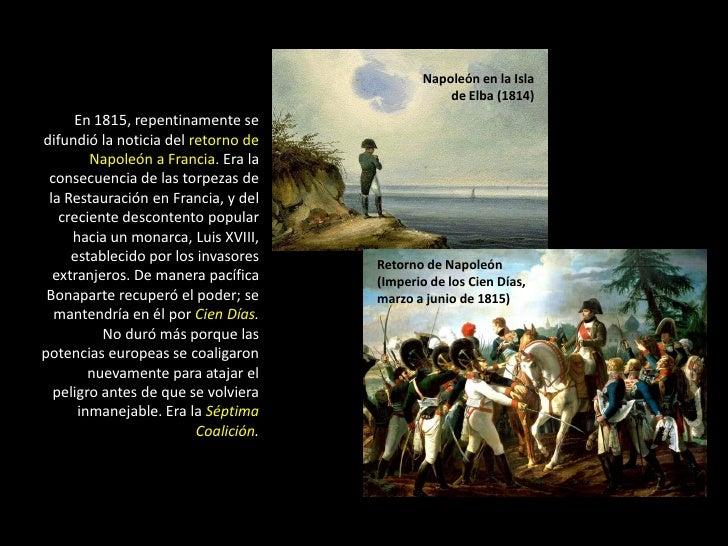 Los hábiles preparativos militares de                                                               Napoleón fracasaron an...