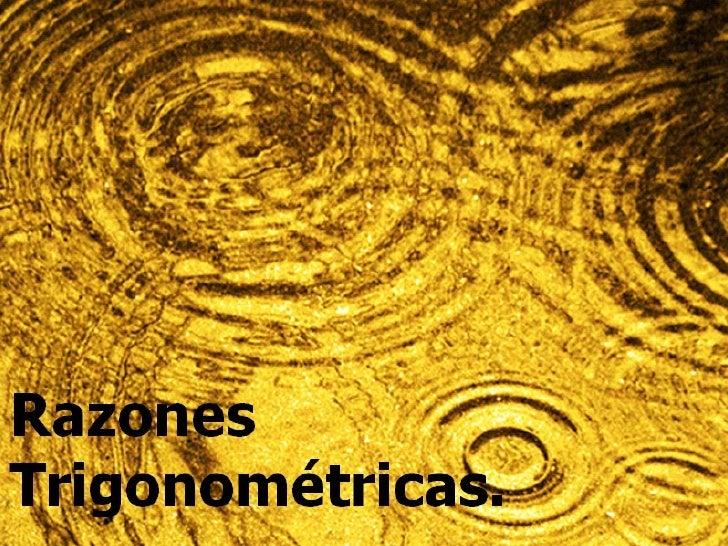 Trigonometría - Semana 7 - AD09 Slide 1