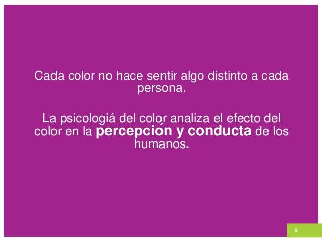Semana 9   psicología del color Slide 3