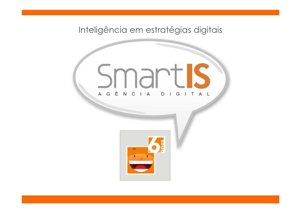 Inteligência em estratégias digitais