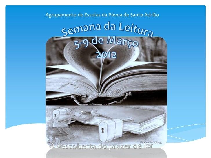 Agrupamento de Escolas da Póvoa de Santo Adrião