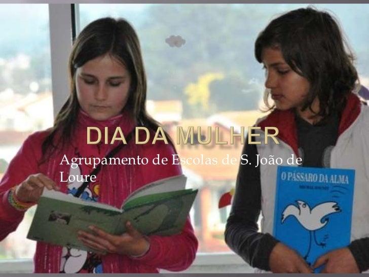 Agrupamento de Escolas de S. João deLoure