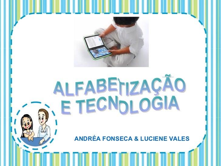 ANDRÉA FONSECA & LUCIENE VALES