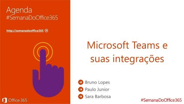 Microsoft Teams Overview Slide 3