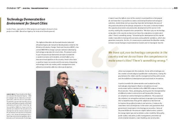 p. 63 The Agência Brasileira de Desenvolvimento Industrial (Brazilian Agency for Industrial Development), linked to the Mi...