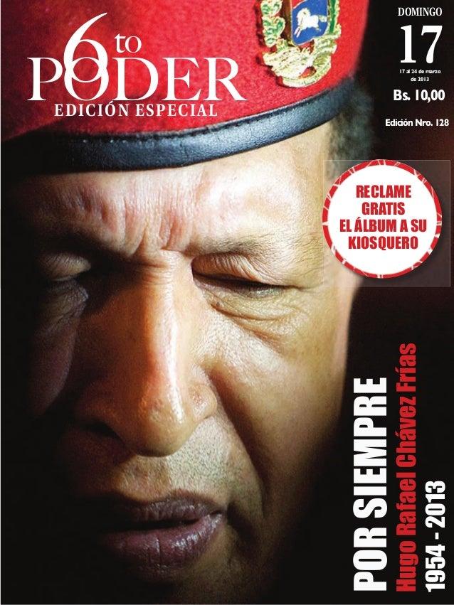 66                                       Caracas, 17 al 24 de marzo de 2013                                               ...