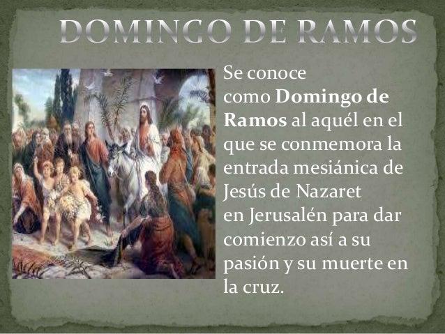 Semana santa Slide 2
