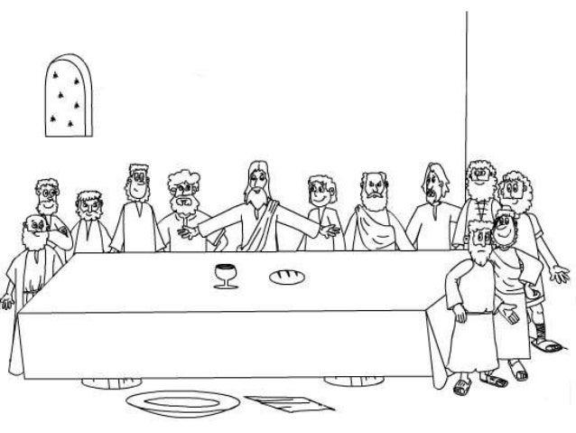 Semana santa - dibujos para niños