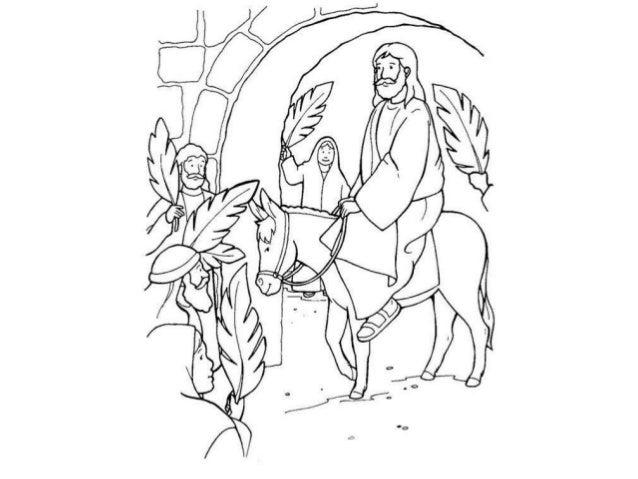 Semana Santa Dibujos Para Ninos